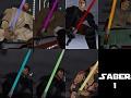 Star Wars Mod - Lightsaber Pack Add-on