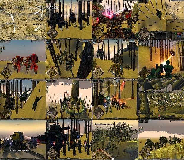 Eternal Forests of Lesnik (Svarog #6), DOW:SS map