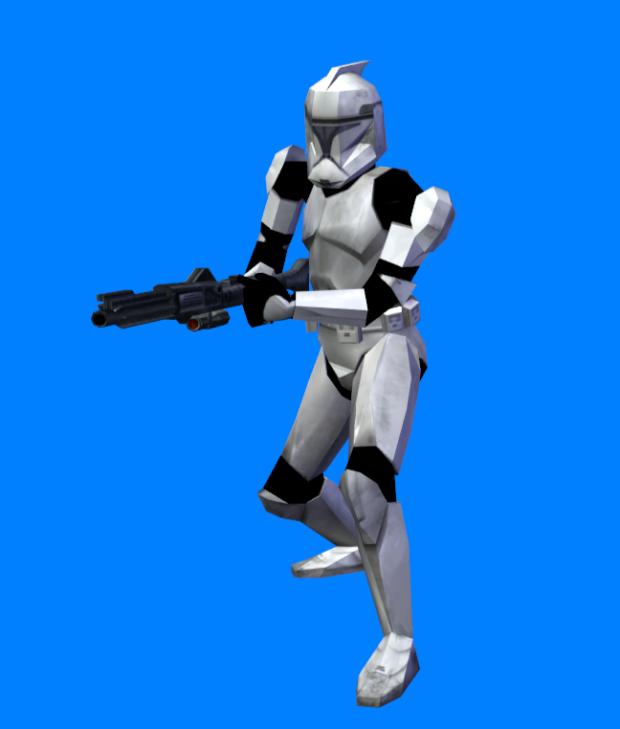 Battlefront 2 Phase 1 Clone Trooper