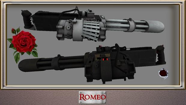 Terror 4000 minigun - Hammerhead