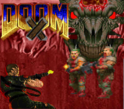 Doom X fan made mod