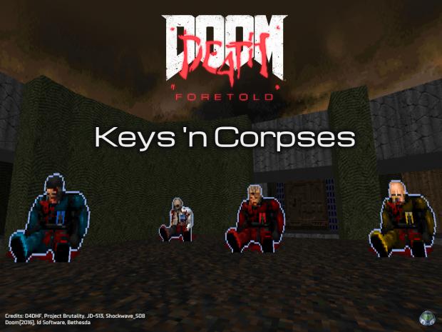 D4T KeysNCorpses