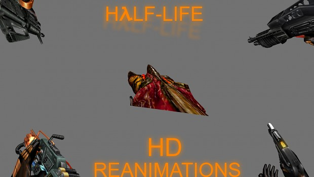 Half Life Reanimation Pack HD