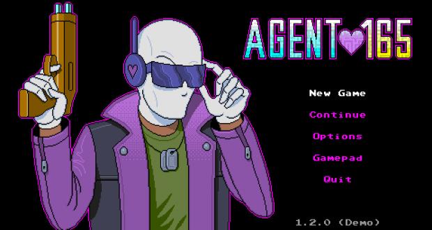 Agent 165 (Release 1.2.0 Demo) Windows 64-bit