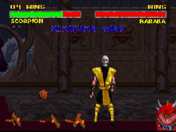 Mortal Kombat DooM