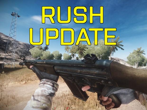 RUSH Map Pack