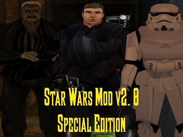 Star Wars Mod v2.0 - MSP 2.4 Patch