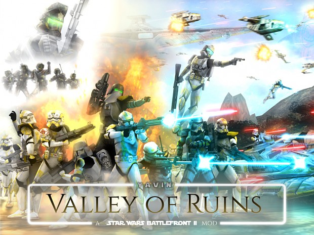 Yavin: Valley of Ruins - FULL RELEASE