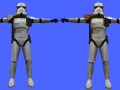 Imperial Sand Trooper Assets
