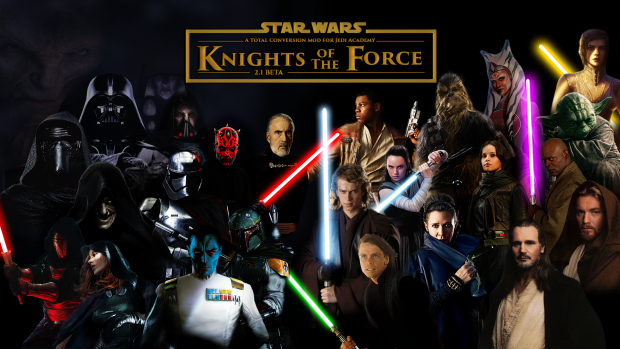 Knights of the Force 2.1: PART 1 of 6