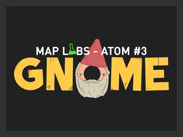 Atom #3 - Gnome