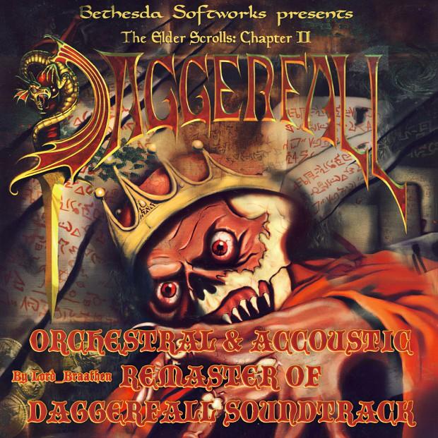 Daggerfall Soundtrack RemasterV1 1