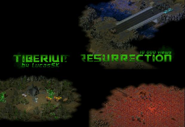Tiberium Resurrection - update 2.5