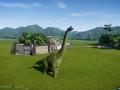 Screen Accurate Jurassic Park 3 Brachiosaurus