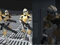 Galaxy at war 13th iron battalion (fallen order clones)