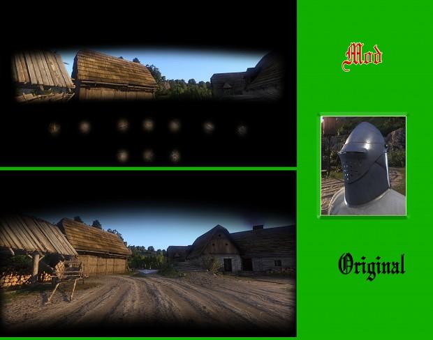full helmets immersive masks v10b