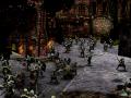 La défense de Osgiliath contre les forces du Mal