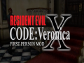 Resident Evil CODE: Veronica X - First Person Mod