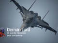 Su-30SM GRGM Demon Lord