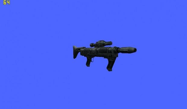 DXR-6 Disruptor Carbine (from SWG), Modders Resource