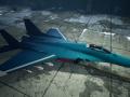MiG-29A Blue Gradient