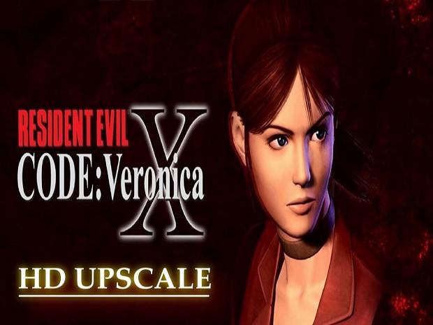Resident Evil CODE: Veronica X - HD Upscale V1.4