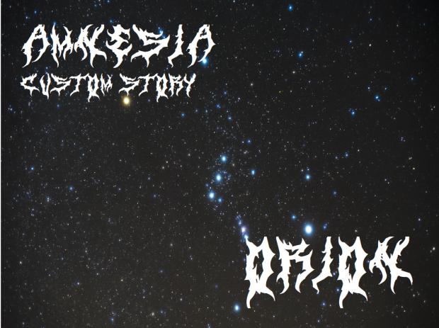 Amnesia - Orion - Czech Translation