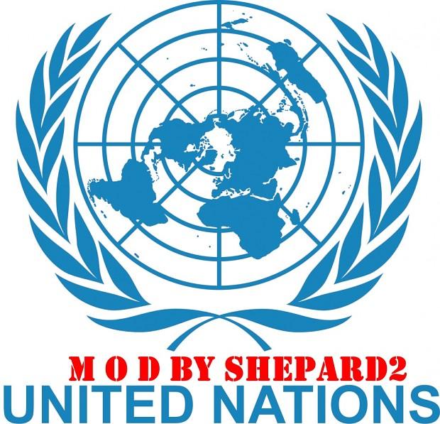 United Nations Peacekeepers Mod V.0.3
