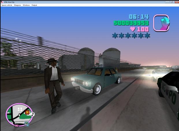 (MVL) GTA III Panto
