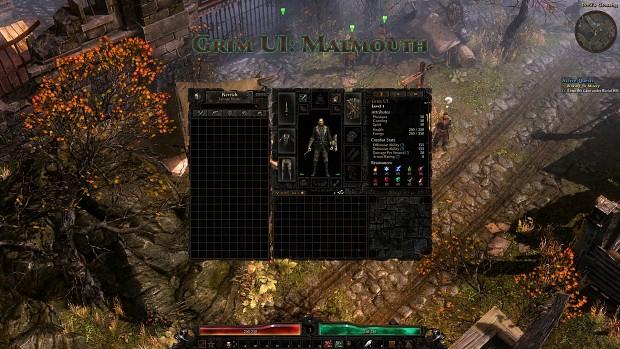 Grim UI: Malmouth