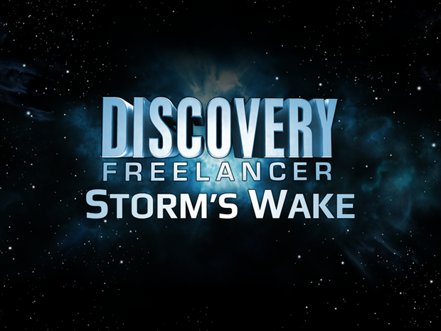 Discovery Freelancer 4.92: Storm's Wake