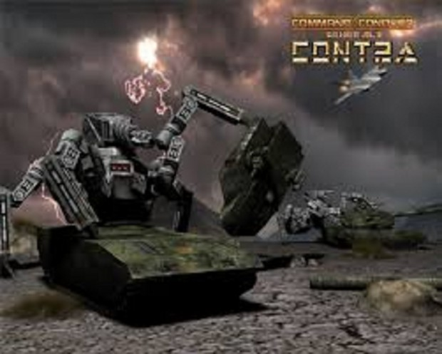 Command and Conquer: Generals Contra (Misc 2.0) Update 8.0 (NO LONGER SUPPORTED)