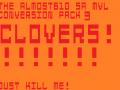 (MVL) ALMOST610 SA MVL Pack 3 (CLOVERS)