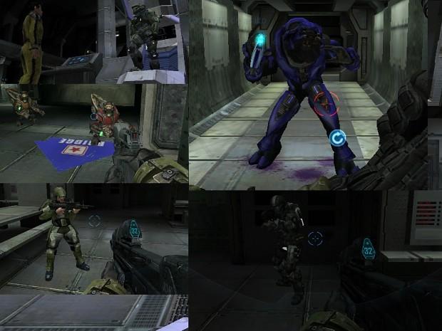 Halo Reach Style Pillar of Automn (a10) by jdk
