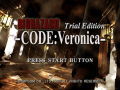 Biohazard CODE: Veronica - Trial Edition