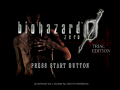 Biohazard Zero - Trial Edition