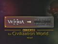Vic2 to HOI4 converter for Civilization World mod