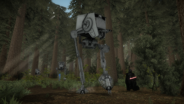 Remastered Endor 1.1 by Harrisonfog