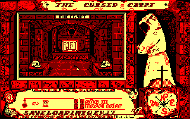 Black Sect 2: The Cursed Crypt (PnC Remake) (Linux)