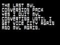 (MVL) The Last Conversion Pack