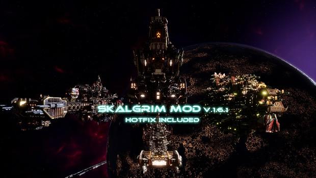 Skalgrim Mod v.1.6.1 (Hotfix included)