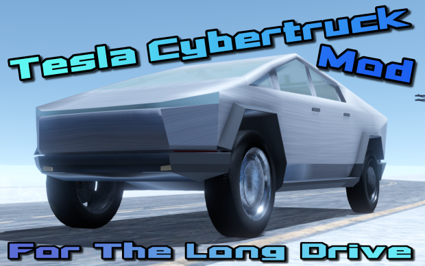 Tesla Cybertruck Mod V1.0 (for v20191227b)