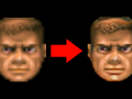 Doom E1M1 Upscaled 6x By An AI (Experiment)