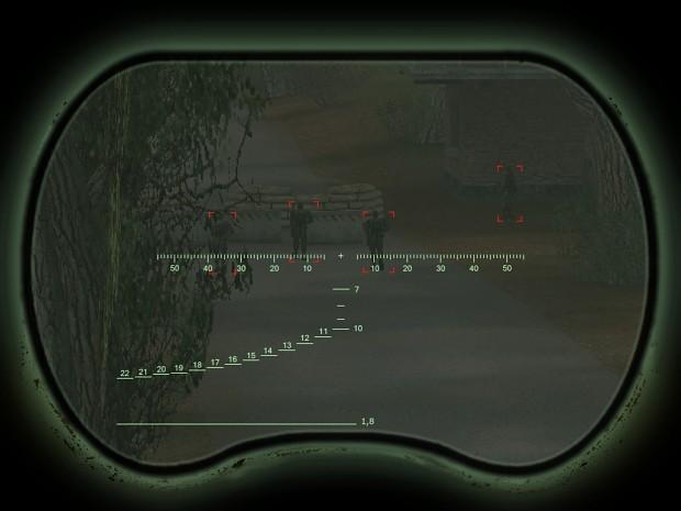 Detector Binoculars