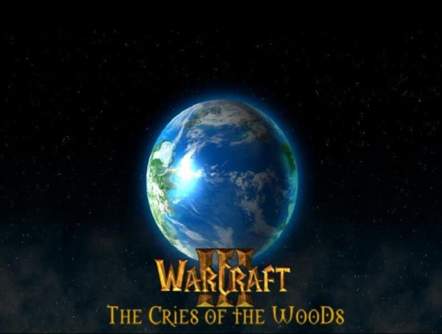 Warcraft 3 the cries of the woods Beta 1.3