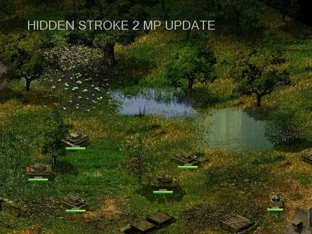 Hidden Stroke 2 MP Update 1.0