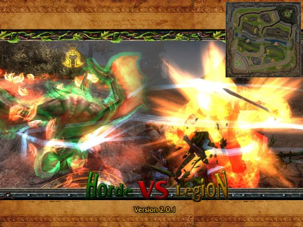 Horde VS Legion 2.0.1