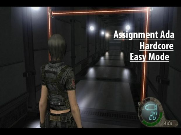 Assignment Ada - Hardcore [Easy Mode]