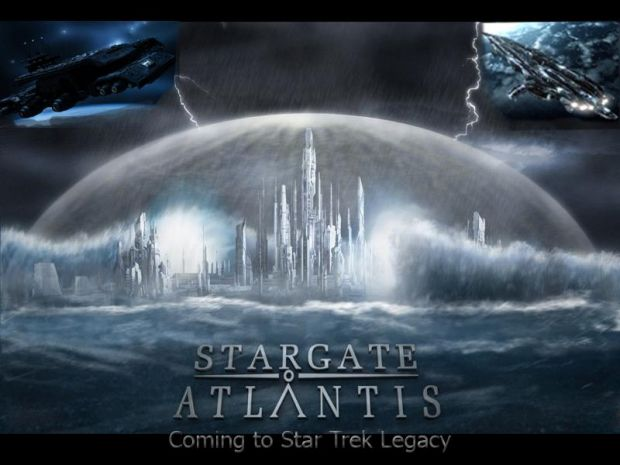 Stargate Atlantis Demo 0.1