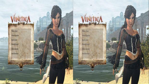 Набор текстур для игры Venetica в более высоком разрешении. . Проверялось